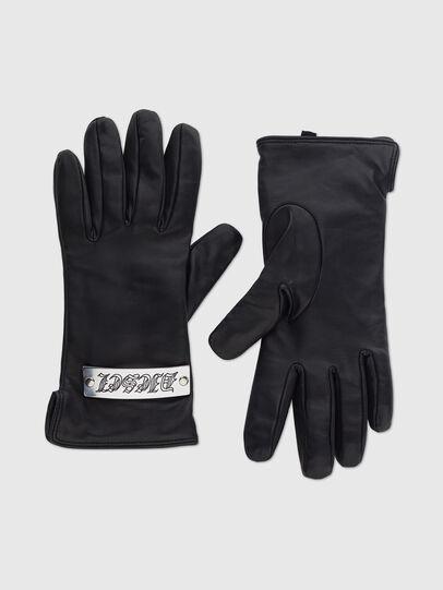 Diesel - G-PLACKI, Schwarz - Handschuhe - Image 1