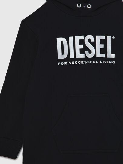 Diesel - DILSET, Schwarz - Kleider - Image 3