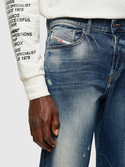 Diesel - D-Fining 009RS, Blu Scuro - Jeans - Image 3