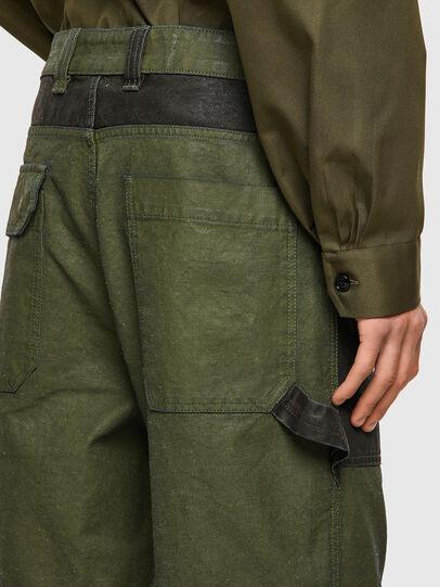 Diesel - D-Multy 0IDAQ, Vert - Jeans - Image 4