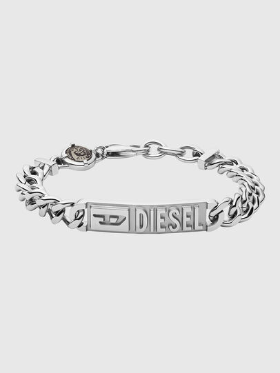 Diesel - DX1225, Silber - Armbänder - Image 1