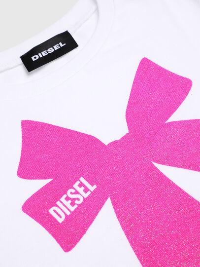 Diesel - TASHAB-R, Weiß - T-Shirts und Tops - Image 3