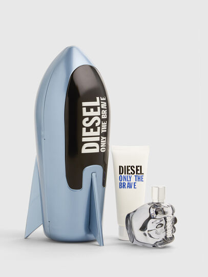 Diesel - ONLY THE BRAVE 75ML PREMIUM GIFT SET, Blau - Only The Brave - Image 1