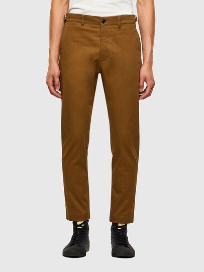 Diesel - P-JAX, Marron - Pantalons - Image 1