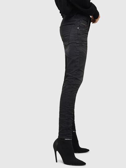 Diesel - Krailey JoggJeans 069GN, Schwarz/Dunkelgrau - Jeans - Image 5