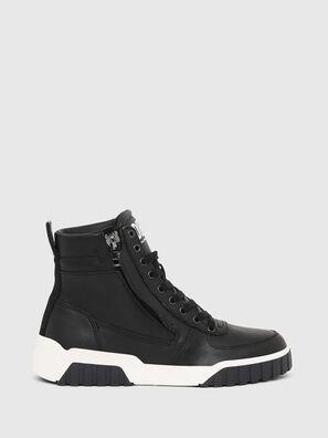 S-RUA MID W, Schwarz - Sneakers