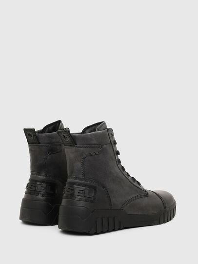 Diesel - H-RUA AM, Schwarz - Sneakers - Image 3