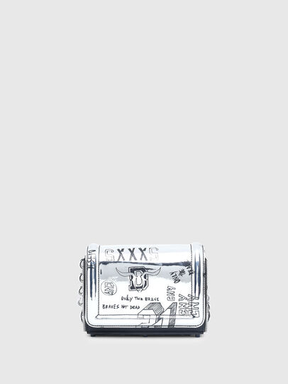 Diesel - CL - YBYS S CNY, Silber - Schultertaschen - Image 1