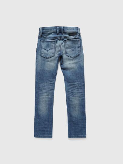 Diesel - SLEENKER-J JOGGJEANS-N, Medium blue - Jeans - Image 2
