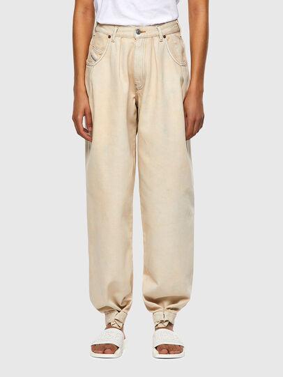 Diesel - D-Concias 009UV, Bianco - Jeans - Image 1