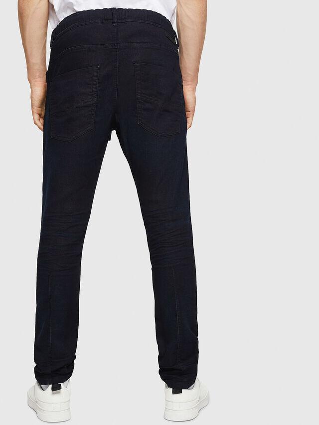 Diesel Krooley JoggJeans 0829P, Dunkelblau - Jeans - Image 2