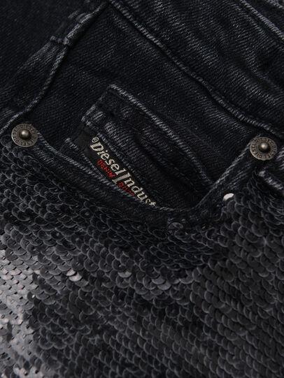 Diesel - BABHILA-J-SP1, Schwarz - Jeans - Image 3