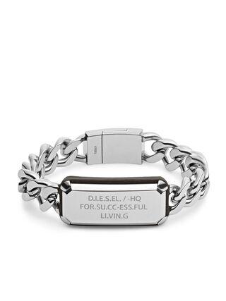BRACELET DX1017, Silber