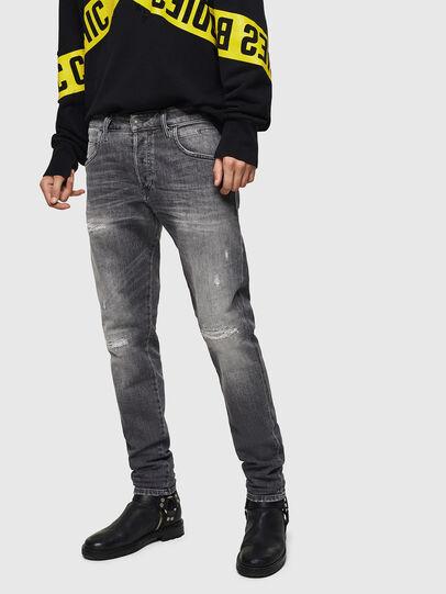 Diesel - D-Bazer 0890F, Hellgrau - Jeans - Image 1