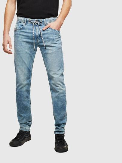 Diesel - Thommer JoggJeans 069LK, Hellblau - Jeans - Image 1