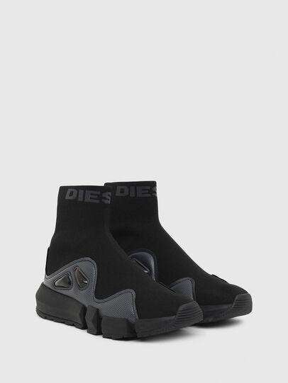 Diesel - H-PADOLA HSB W, Schwarz - Sneakers - Image 2