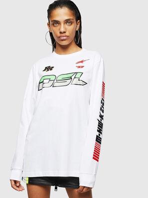 ASTARS-T-JUST-LONG-F, Weiß - T-Shirts