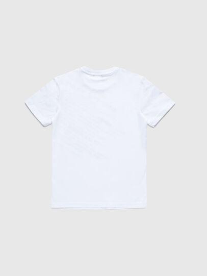Diesel - TDIEGOS3, Bianco - T-shirts e Tops - Image 2