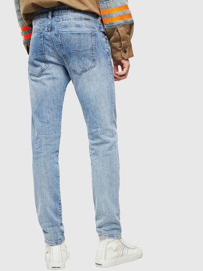Diesel - D-Bazer 0095V, Hellblau - Jeans - Image 2