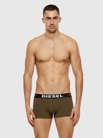 Diesel - UMBX-DAMIEN-TECH, Armeegrün - Boxershorts - Image 1