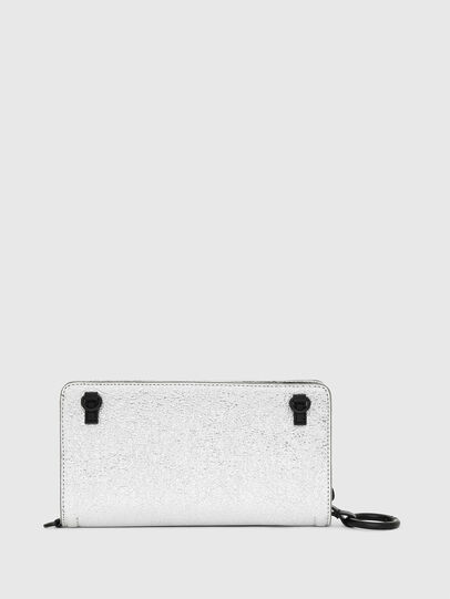 Diesel - GRANATO LCLS, Silber - Portemonnaies Zip-Around - Image 2