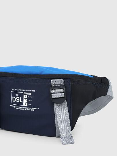 Diesel - MHAIR, Bleu - Sacs ceinture - Image 5