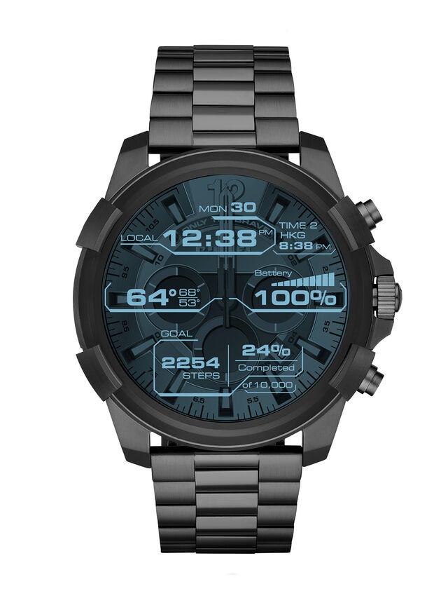 Diesel - DT2004, Silbergrau - Smartwatches - Image 2