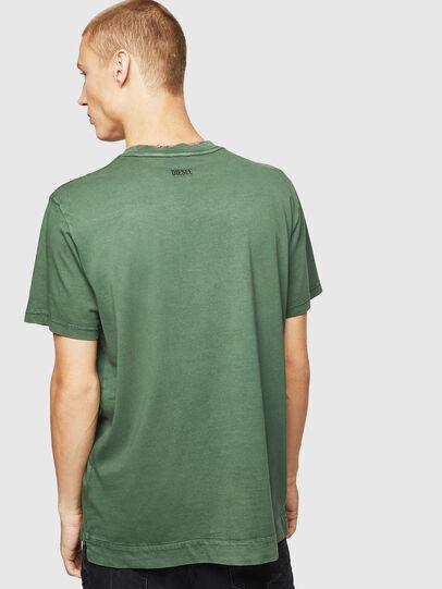 Diesel - T-THURE, Grün - T-Shirts - Image 2
