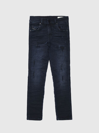 Diesel - BABHILA-J, Dunkelblau - Jeans - Image 1