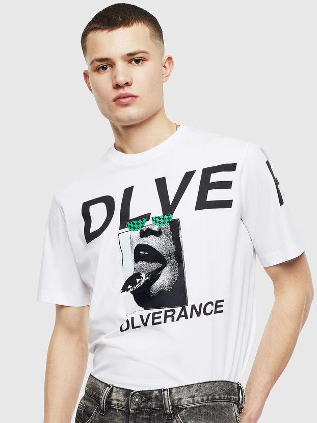 T-JUST-T21, Weiß - T-Shirts
