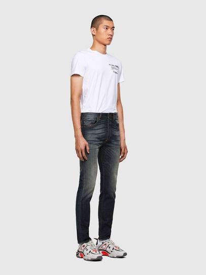 Diesel - Buster 009EP, Bleu Foncé - Jeans - Image 5