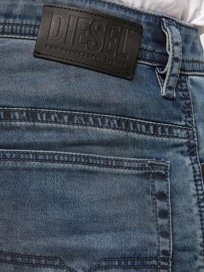 Diesel - Thommer JoggJeans 069NZ, Mittelblau - Jeans - Image 4