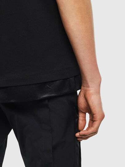 Diesel - T-TEIN, Schwarz - T-Shirts - Image 4