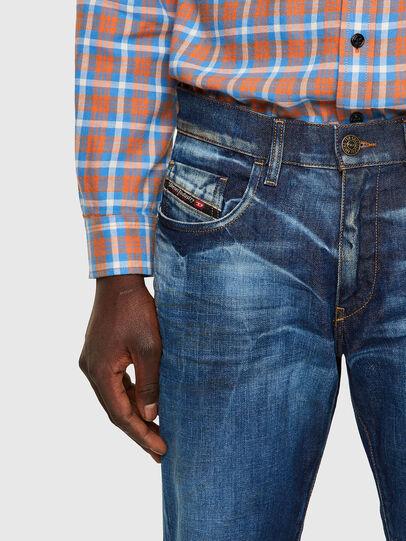 Diesel - D-Strukt 09A13, Bleu moyen - Jeans - Image 3