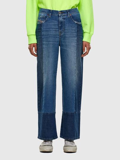 Diesel - Widee 009EU, Hellblau - Jeans - Image 1
