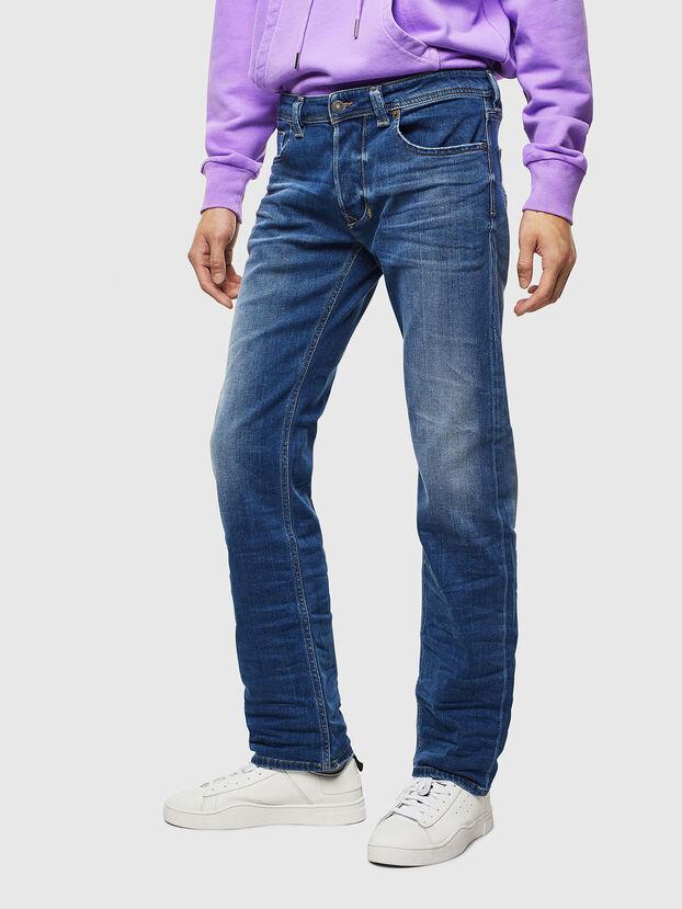 Larkee 0097X, Mittelblau - Jeans