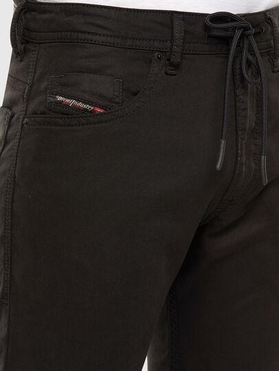 Diesel - Thommer JoggJeans® 069NC, Noir/Gris foncé - Jeans - Image 4