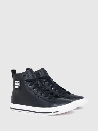 Diesel - S-ASTICO MID CUT W, Black - Sneakers - Image 2