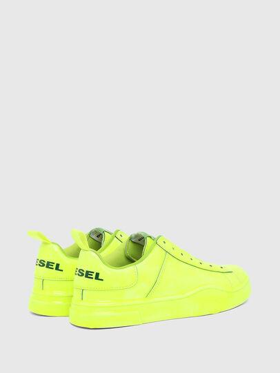 Diesel - S-CLEVER SO W, Gelb - Sneakers - Image 3