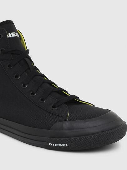 Diesel - S-ASTICO MID CUT, Schwarz - Sneakers - Image 5