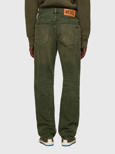 Diesel - D-Macs 09A35, Verde - Jeans - Image 2