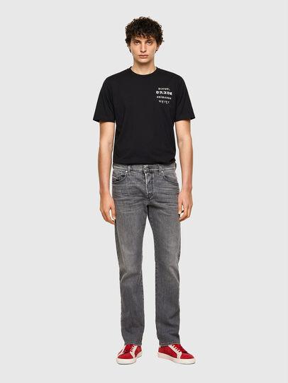 Diesel - D-Mihtry 09A10, Gris Clair - Jeans - Image 5