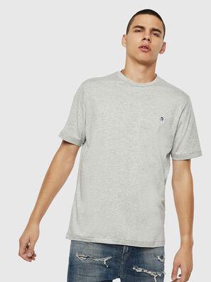 T-JUSTY, Hellgrau - T-Shirts