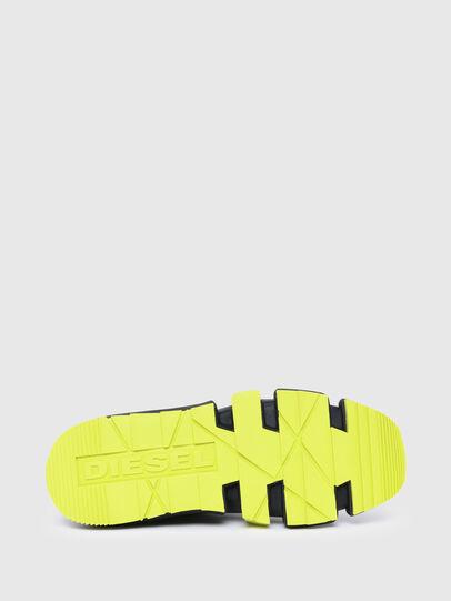 Diesel - H-PADOLA MID TREK, Black - Sneakers - Image 6