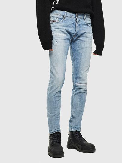 Diesel - Tepphar 0095V, Hellblau - Jeans - Image 1