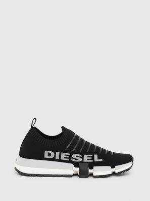 H-PADOLA LOW SOCK, Schwarz - Sneakers