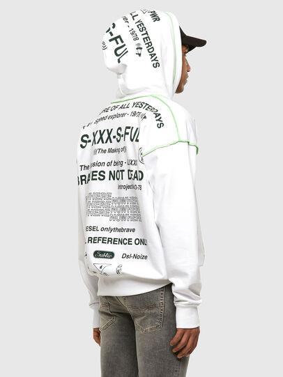 Diesel - S-ALBYSEAM,  - Sweatshirts - Image 5