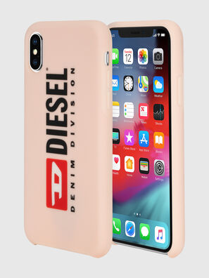 DIESEL PRINTED CO-MOLD CASE FOR IPHONE XS & IPHONE X,  - Schutzhüllen