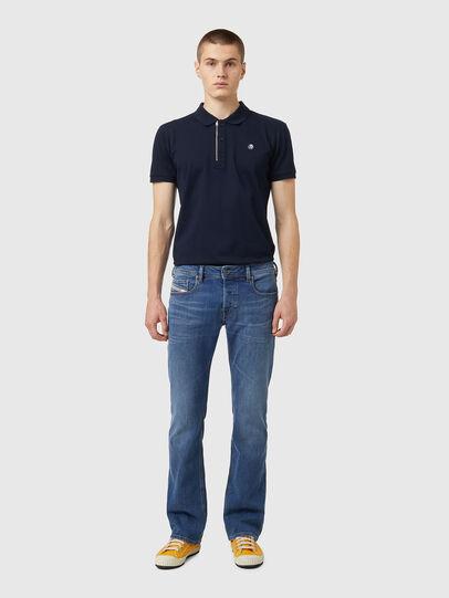 Diesel - Zatiny 09A80, Bleu moyen - Jeans - Image 5