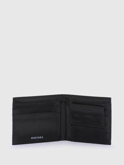 Diesel - HIRESH S, Grey/Black - Small Wallets - Image 3